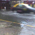 Llueve en Rosario