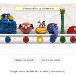 Google homenajea a un grande: Jim Henson