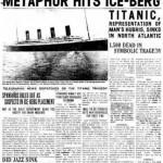 Los cien años del Titanic