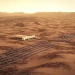 Nuestra vida en Marte