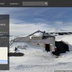 Un viaje a la Antártida y en el tiempo